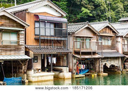 Ine cho in Kyoto city