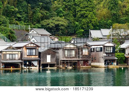 Ine cho in Kyoto