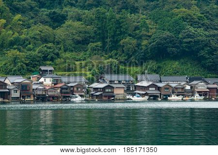 Harbour of Ine in Kyoto