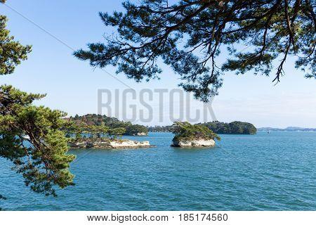 Japanese Matsushima