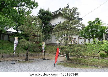 Nijo Castle Watchtower