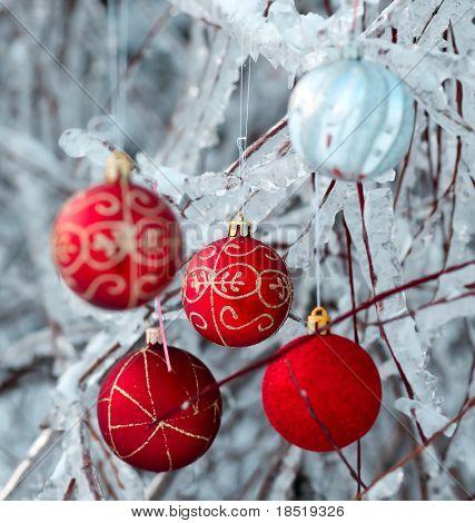 Hermoso fondo de Navidad