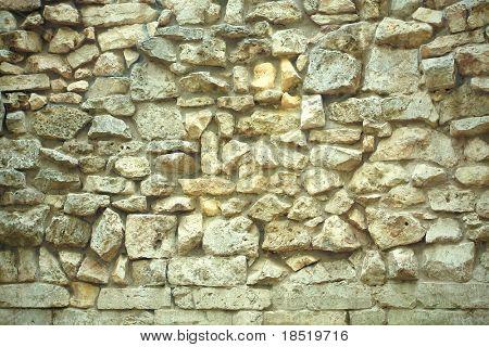 grunge brick-wall texture