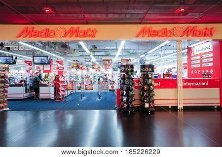 Media Markt Electronic Store