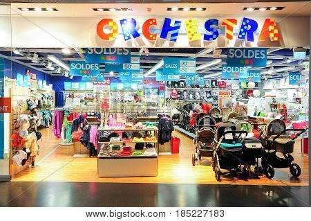 Orchestra Baby Items Store On The Mall