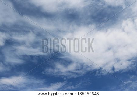 cloud sky nature background blue season ozone color