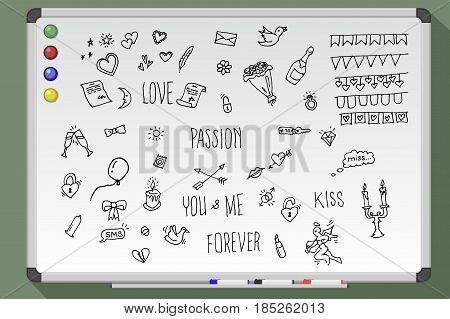 Valentine Day Doodle