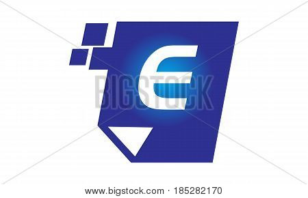 This image describe about Digital Paper Initial E