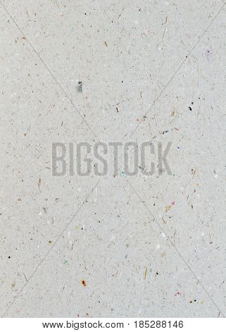 Recycled cardboard paper background