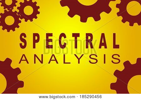 Spectral Analysis Concept