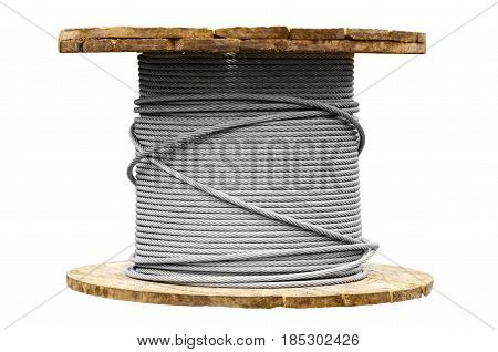 Coil Cable Isolated