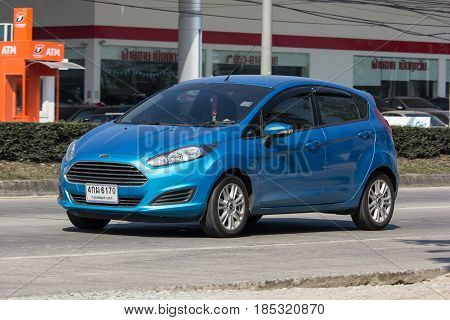 Private Car Ford Fiesta