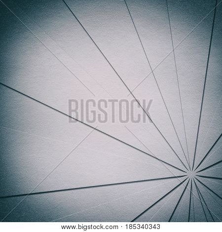 paper background with sunlight