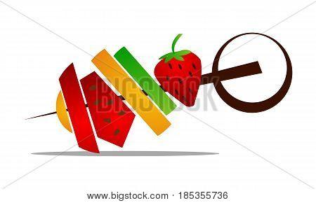 Health Restaurant Fruit