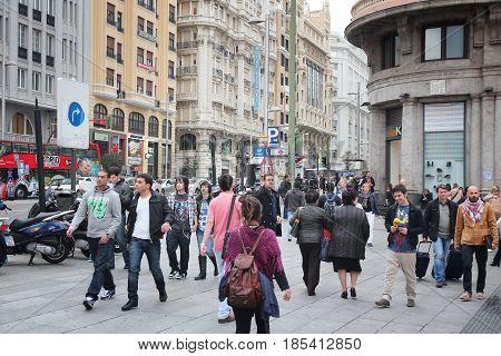 Madrid People