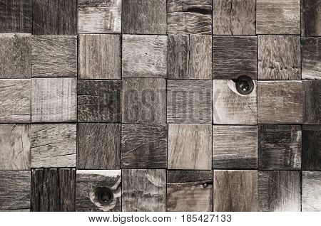 Wooden blocks stacked for Background or Texture.