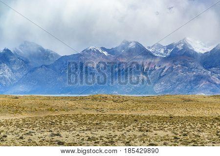 Viedma Lake Patagonia Argentina