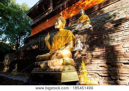 Wat Lok Molee Buddhist Temple