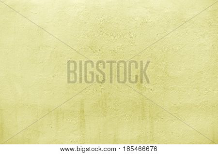 Yellow Concrete Texture, Cement Painted Wall, Urban Background Closeup