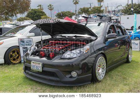 Toyota Matrix 2006 On Display