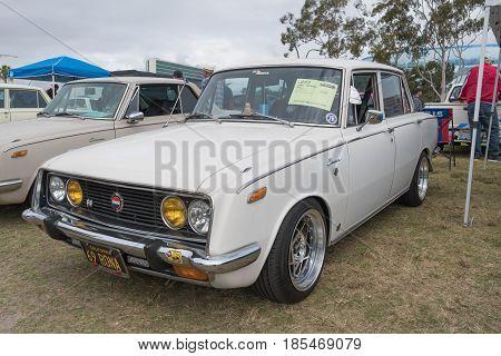 Toyota Corona 1969 On Display