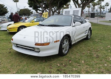 Toyota Mr2 1995 On Display