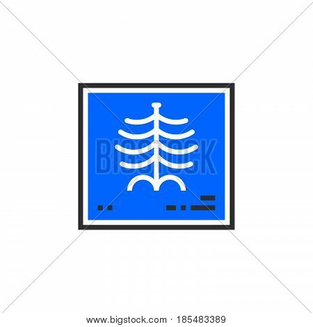 X-Ray of a human rib cage symbol. X-radiation icon vector solid logo illustration pictogram isolated on white