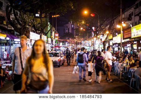 Kuala Lumpur Street Scenes