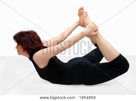 Pose In Yoga