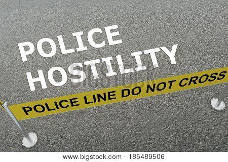 Police Hostility Concept
