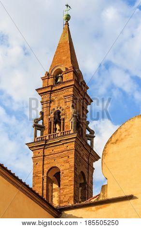 Santo Spirito (La basilica di Santa Maria del Santo Spirito) Renaissance church in Florence, Italy