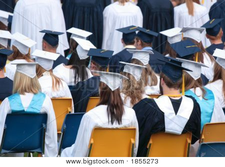 High School Graduation Ceremony 4