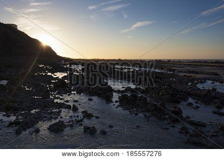 Sirene beach Cap Gris Nez Cote d'opale Pas-de-Calais France