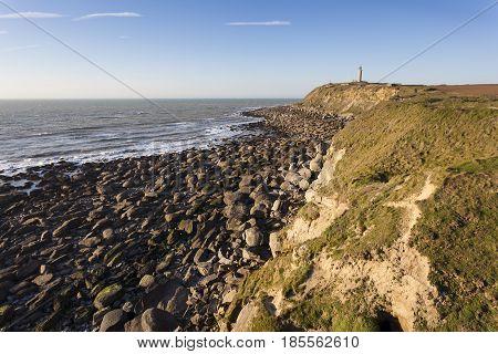 Cap Gris Nez Cote d'opale Pas-de-Calais France
