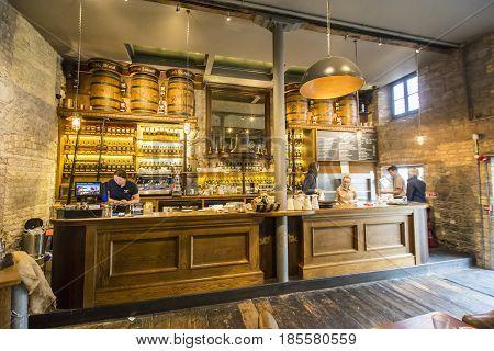 Tullamore Dew Whiskey Distillery Tour