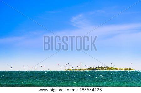 Kitesurfing New Caledonia