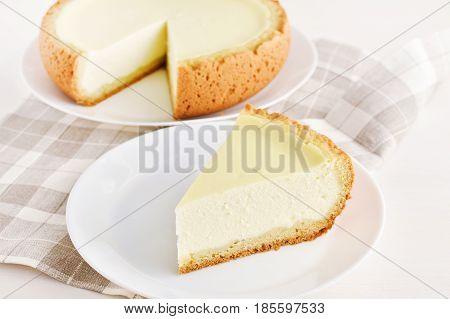 Finnish Cottage Cheese Pie