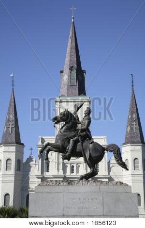 Andrew Jackson Monument 2