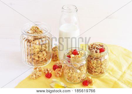 Wholegrain Crunchy With Milk