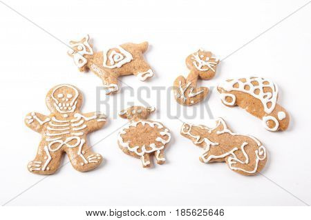 Christmas gingerbread cookies, Gingerbread pastry, Unconventional cookies