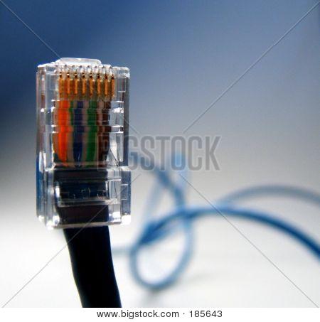 Ethernet Rj45 Plug
