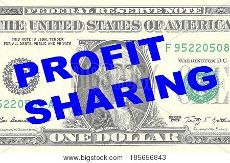Profit Sharing - Financial Concept
