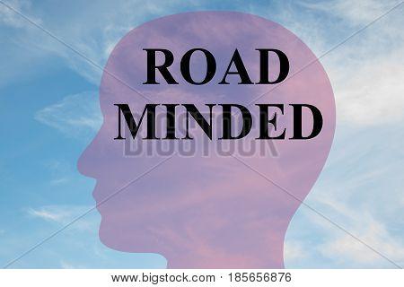 Road Minded - Mental Concept