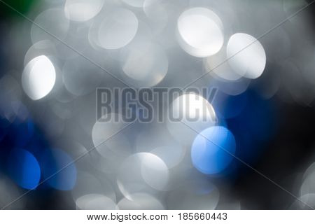abstract background of holiday bokeh . A photo