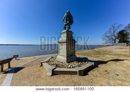 Captain John Smith - Jamestown