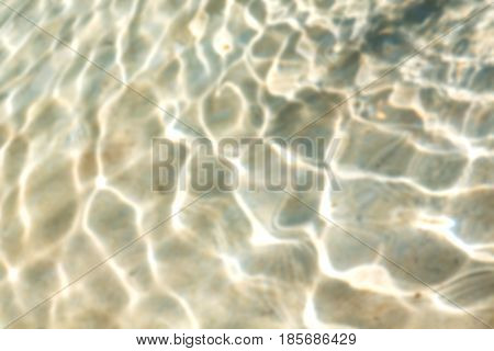 In   Natual   Pool