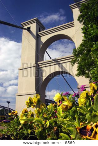 Waco Bridge Tower