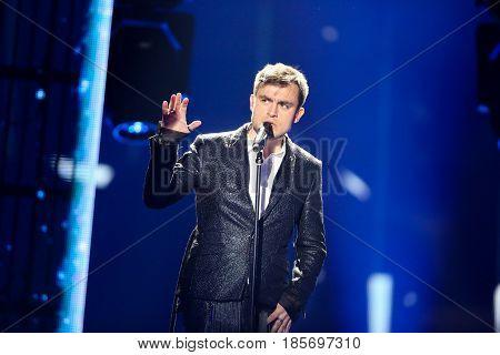 Omar Naber From Slovenia