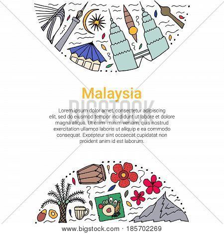 Culture Of Malaysia Template.