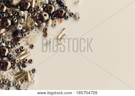 Shining Varied Beads